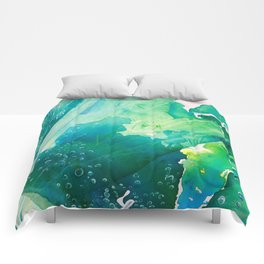 Environmental Importance, Deep Sea Water Bubbles Comforters