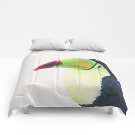 Toucan Do It! Comforters