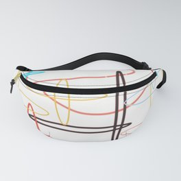 Eclipsionism Fanny Pack