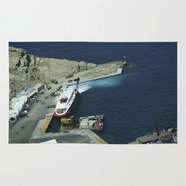 Crete, Greece 10 Rug