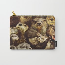 Otters Carry-All Pouch