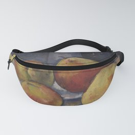 Still Life With Apples and Pears Fanny Pack