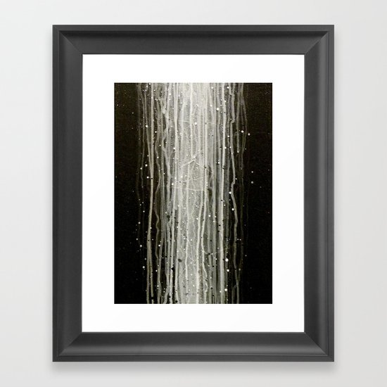 """Deluge"" Framed Art Print"