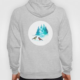 The Heart Of Winter Hoody