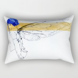 NUDEGRAFIA - 49 FLY Rectangular Pillow