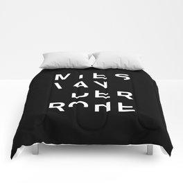 MIES Comforters