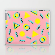 Memphis pattern 60 Laptop & iPad Skin