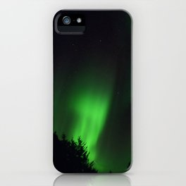 The Northern Lights 04 iPhone Case