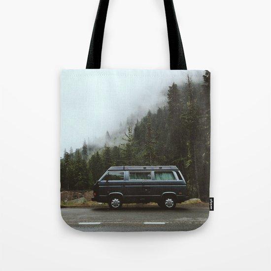 Northwest Van Tote Bag