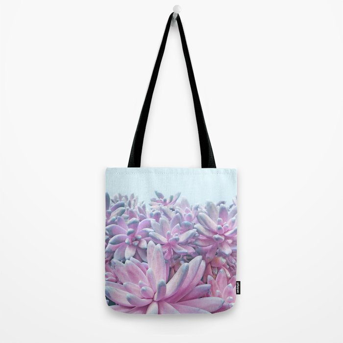 Sweet Succulents Tote Bag