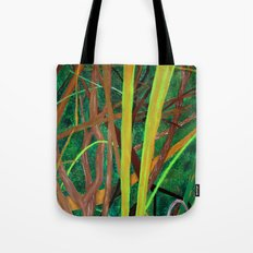 Linear Nature Tote Bag