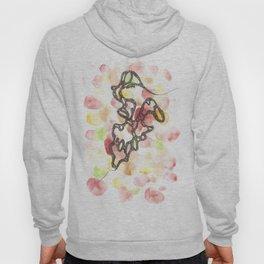 Scandi Micron Art Design   170808 Micron Watercolour 3 Hoody