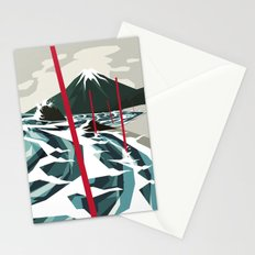 Breaking the Waves II Stationery Cards