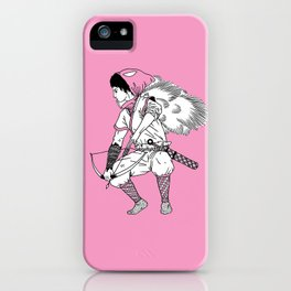 Princess Mononoke - Ashitaka iPhone Case