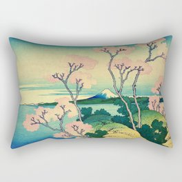 Kakansin, the Peaceful land Rectangular Pillow