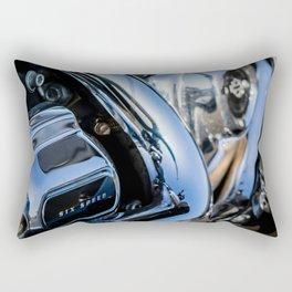 Six Speed Rectangular Pillow