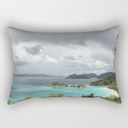 St John - What's Not to Love Rectangular Pillow