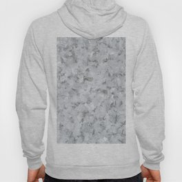 Crystals of ice Hoody