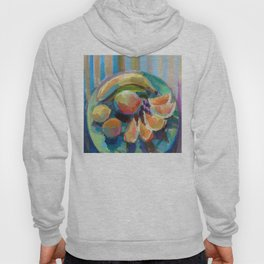 Still Life with Fruits Hoody