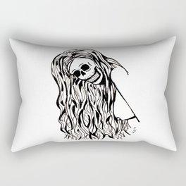 she's a natural Rectangular Pillow