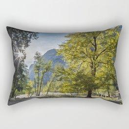 The Tree by Sentinel Bridge Rectangular Pillow