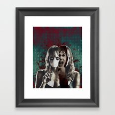 Twisted Nerve Framed Art Print
