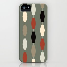 Colima - Gray iPhone Case