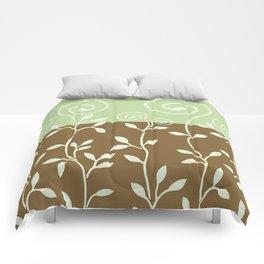 VINERI   brown sage Comforters