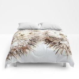 Hedgehog Cuddles Comforters
