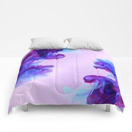 Ink Drops Comforters