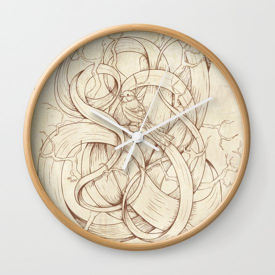 Escape | VACANCY zine | Wall Clock