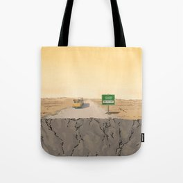 Now Leaving Sunnydale Tote Bag