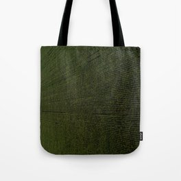 Rural Corn Fields Tote Bag