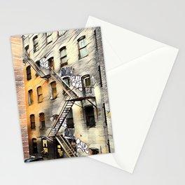 NYcArt graffiti Stationery Cards