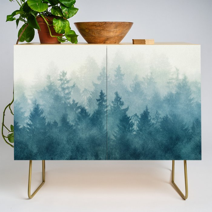 The Heart Of My Heart // So Far From Home Edit Credenza