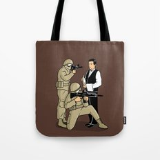 Serving in the Army Tote Bag