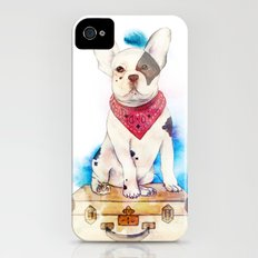 Bulldog iPhone (4, 4s) Slim Case