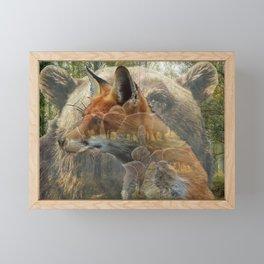 Future Feasts Framed Mini Art Print