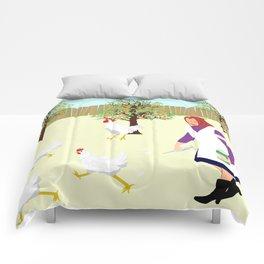 Chicken soup Comforters