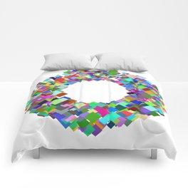720 squares Comforters