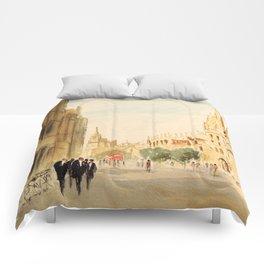 Oxford High Street Comforters