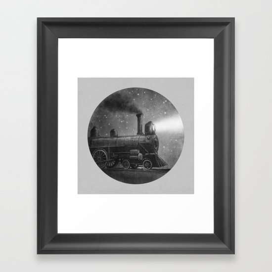 Rooftoppers - Chapter Six Framed Art Print