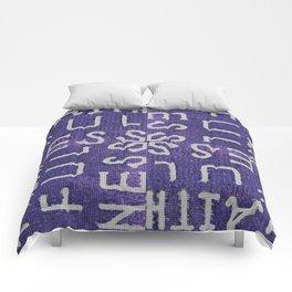 FAITHFULNESS Comforters