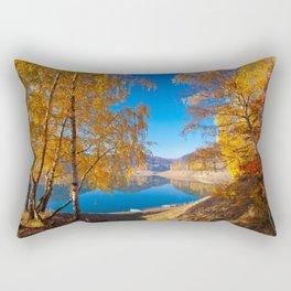 Lake Coast Rectangular Pillow