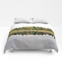 When A Tree Falls In The Forest: Soundwave Comforters
