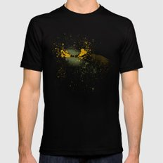 Mike Black X-LARGE Mens Fitted Tee
