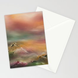 Majestic Mountains Stationery Cards