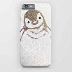 The Little Intellectual Penguin iPhone 6 Slim Case