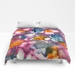 Crystal Formation 2 Comforters
