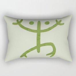 Toa Rectangular Pillow